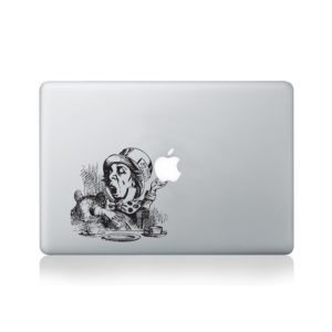 Macbook Alice Hatter