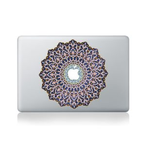 Macbook Arabic Mandala