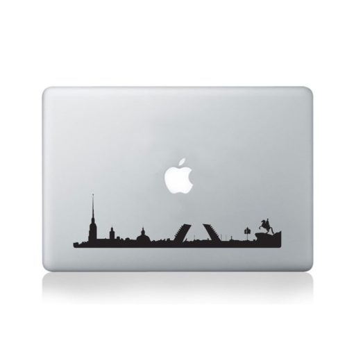 macbook sticker st petersburg