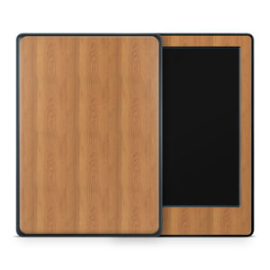 Walnut Wood Kindle Skin (8th Generation)