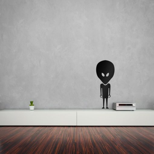 Alien Eyes Wall Art