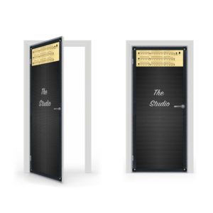 amplifier doorwrap