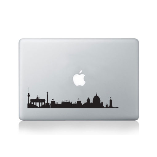berlin macbook decal