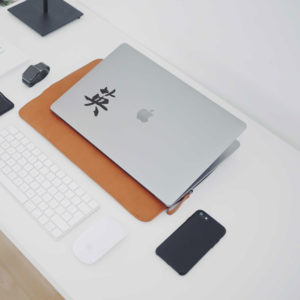 Chinese Symbol for Courage Macbook Decal