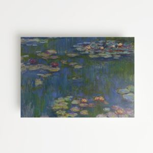 "Claude Monet ""Water Lillies"" (1916) Giclee Print"