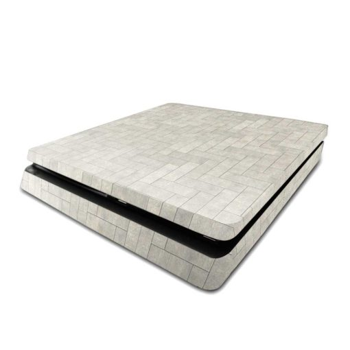Concrete Tiles PS4 Slim Skin