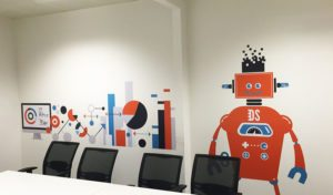 Office Wall Stickers