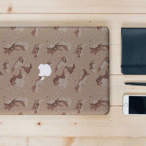 Desert Camo Macbook Skin