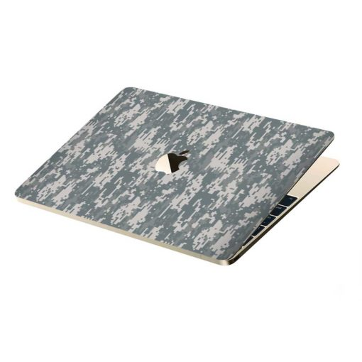 Digital Camo Macbook Skin
