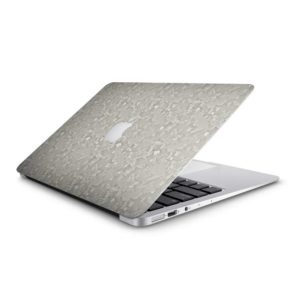 Galvanised Metal Steel Macbook Skin