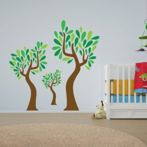 Grove of Trees Wall Art