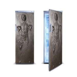 Han Solo in Carbonite FridgeWrap