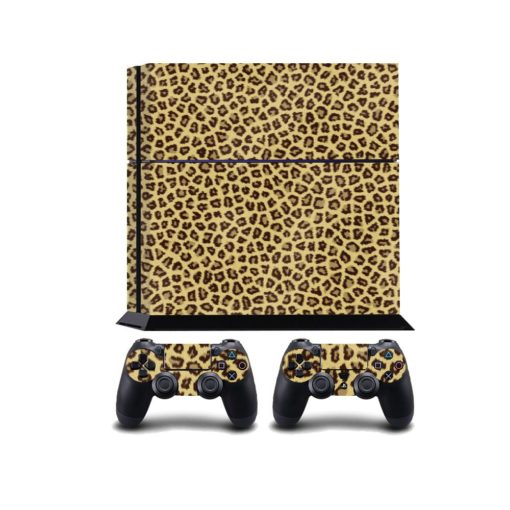 Jaguar Fur PS4 Vinyl Wrap