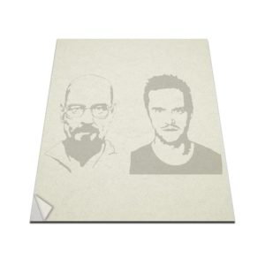 jessie & heisenberg macbook decal