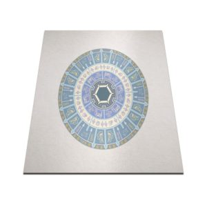symbology mandala wall art