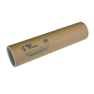 vinyl revolution packaging tube