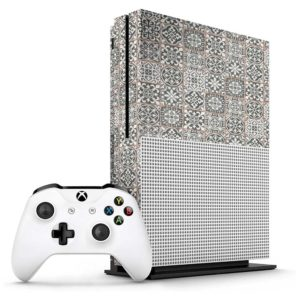 Patchwork Tiles Xbox One S Skin
