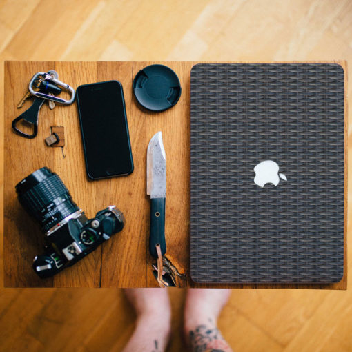 Rattan Macbook Skin