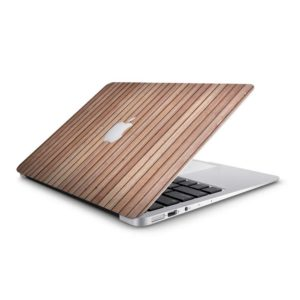 Wood Planks Macbook Skin